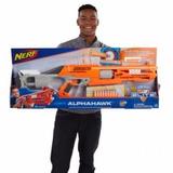 Nerf -lanzador Elite Alphahawk Accustrike Mayor Precision
