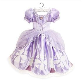 Disfraz Princesita Sofia Original Disney Store Talle 5-6