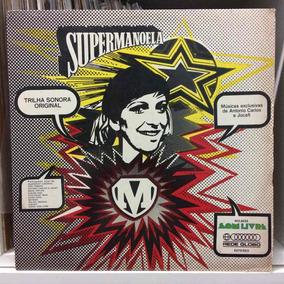 Supermanoela Trilha Sonora Nacional 1974 Som Livre