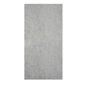 Panel Para Baño B703 Silver Quartz Segunda Decorative