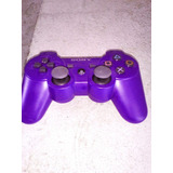 Control Generico Ps3 Color Azul Nuevo