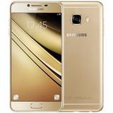 Celular Samsung Galaxy Sm-c7000 C7 32gb Dourado\dual Sim
