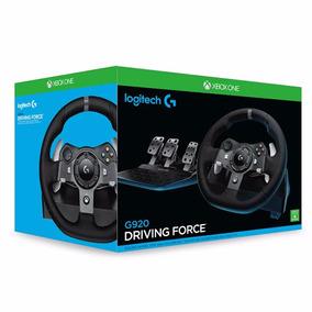 Volante Logitech G920 Xbox One E Pc Com Garantia