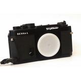 Cuerpo Voigtlander Bessa L Leica Rosca Ltm M39 L39