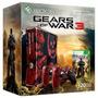 Xbox 360 Edición Limiatada Gears Of War 3