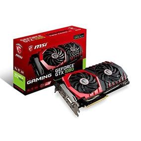 Tarjeta Video Geforce Gtx 1080 8gb Msi Gaming