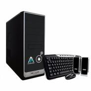 Pc De Escritorio Computadora Amd A6 8gb 1tb O Ssd - Cuotas