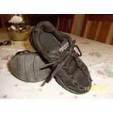 Calzado Negro Deportivo