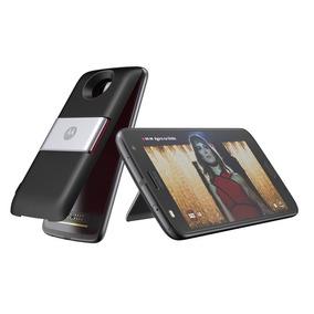 Moto Snap Tv Digital E Power Pack - Lacrado - Envio Imediato