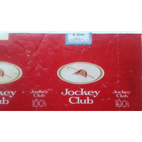 Marquilla Jockey Club 100s Argentina