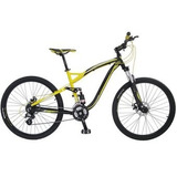 Bicicleta De Montaña 27.5 Doble Suspension Benotto Ds800