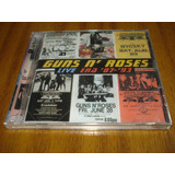 Cd Guns And Roses / Era 87-93 (nuevo Y Sellado) 2 Cd