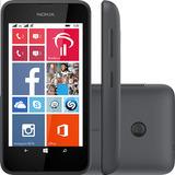 Nokia Lumia 530 Preto Dual Windows 8.1 4gb 5mp I Vitrine
