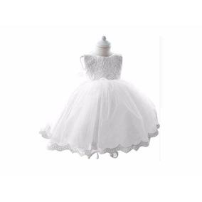 Vestido Bautizo Tallas 12-18 Meses