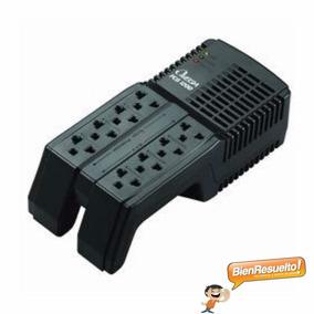 Regulador De Voltaje 8 Tomas Pc Tv Laptop Y Mas
