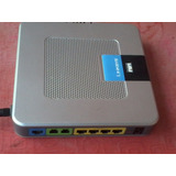 Router Cisco Linksys Wrtp54g 2 Port Voip