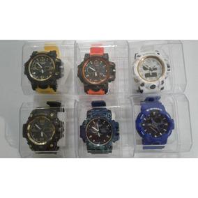 Relógio Casio G-shock Digital E Analógico Super Promoção