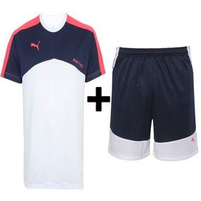 c85b42574f9f2 Short Puma Italia Frete Gratis - Camisetas e Blusas no Mercado Livre ...