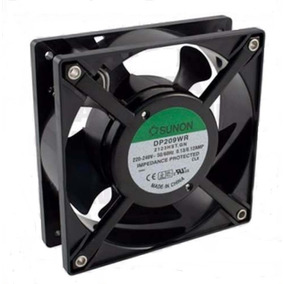 Cooler Turbina Ventilador Sunon 220v 120x120x38 2123 Hsl