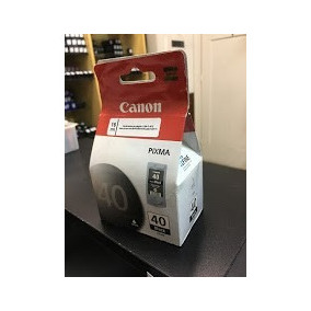 Kit Cartuchos Originais Canon Pg-40 E Cl-41 Preto E Colorido