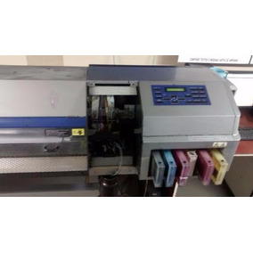 Impressora Plotter Roland 1,37m (impressão E Recorte) Dx 3.