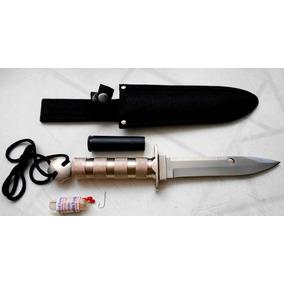 Cuchillo Para Campismo Con Accesorios Oferta.