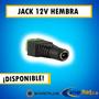 Plug, Jack 12v Hembra Wireplus+ Ubiquiti
