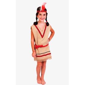 Disfraz De Indio Aborigen - Disfraces para Infantiles Otros en ... a662d4a7c21