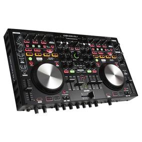 Controlador Denon Mc6000 Mk2 Usb Serato Mixer Dj Midi
