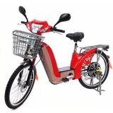 Bicicleta Elétrica, Eco 350w