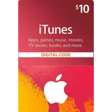 Usd10 Itunes Gift Card