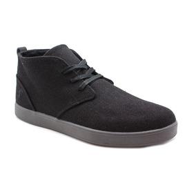 Zapatillas Hombre Filament Kusala Black Wool Skate Urbanas