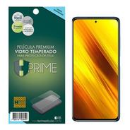 Pelicula De Vidro Temperado Xiaomi Poco X3 Hprime Premium