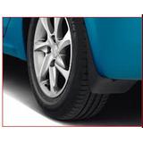 Juego Babero Trasero Peugeot 208 Concesionario Oficial