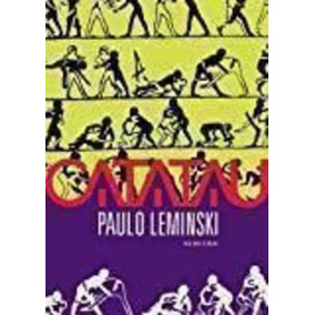 Livro Catatau Paulo Leminski