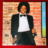 Michael Jackson - Off The Wall - Lp Sellado Usa
