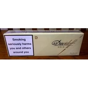 Cigarrillos Davidoff Gold Importados 10 Box De 20 Lleno!!