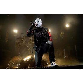 Corey Slipknot Unitalla Mascara De Látex