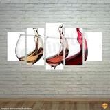 Quadro Decorativo Tela Canvas - Cozinha - Cz01c5p