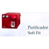 Purificador De Água Soft Gelado E Natural Modelo Soft Fit