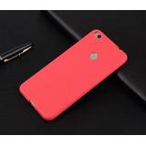 Funda Protector Case Xiaomi Redmi 4x De Tpu Silicona Rojo