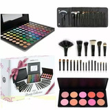 Coastal Scents Luxury Kit 22 Pinceles + Sombras 88 + Rubores