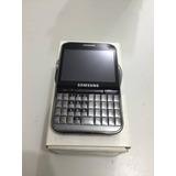 Samsung Galaxy Pro B7510 - Android 2.2, Wi-fi - Usado