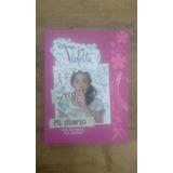 Libro Violetta Disney Mi Diario Mis Secretos (c35)