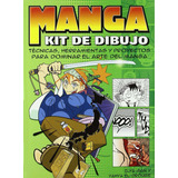 Kit Completo De Dibujo Manga Blume Artes Técnicas Y Métodos