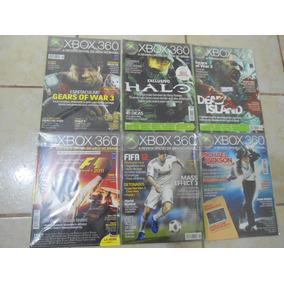 Revista Xbox 360 Edições 31 A 90 Veja Dispon. Preço Unitário
