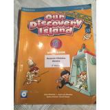 Libro De Ingles Our Discovery Island 6º Basico