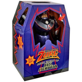 Toy Story Collection Talking Malvado Emperador Zurg en Distrito ... 693ad72c406