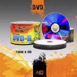 Dvd Virgen Imprimible X 100 Unidades Buena Calidad