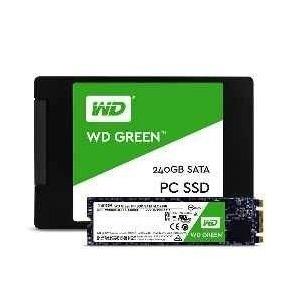 Disco Wd Ssd 240gb Green 2.5 Sata